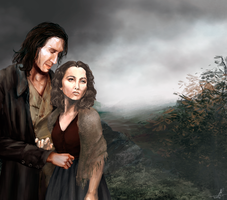 Wuthering Heights - Emily Bronte by dessavk