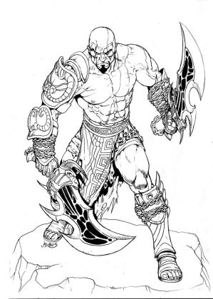 Kratos inks