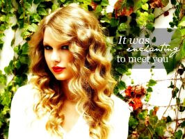 Taylor Swift Background 5 by SingWriteDraw