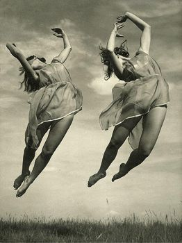 Vintage Dancers by SolStock