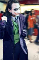 Joker by theorangefrances