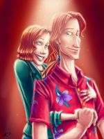 My dear by LordSiverius