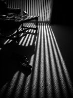 light across the floor by awjay