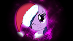 Sparkle Claus wallpaper by LazyPixel