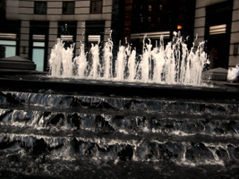 Fountain by Urban-Eye