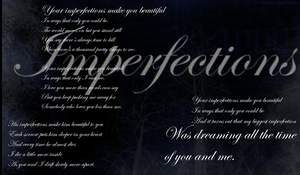 Imperfections by TennisBall0