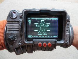 Pipboy 3000 build Completed by KevlarKatana