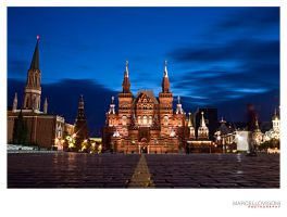 Red Square - Moscow by RaiDEn1979