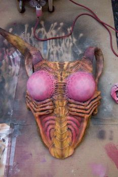 Kerrigan's chest plate by 0oMrsHydeo0