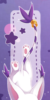 Gatomon Bookmark by lunatic-neko