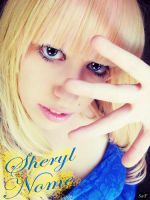 Preview de cosplay Sheryl Nome 6 by SaFHina