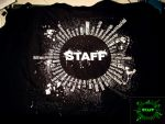 Glow in the Dark T shirt by kenji2030