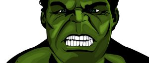 The Incredible Hulkallo! Colored by superjabba425