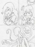 Slender Diaries Comic: Page 2 by InvaderIka