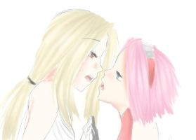 sakura x tsunade by ShadowMuttZR0