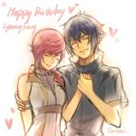Happy Birthday LightningFang! by relear