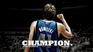 Mavs 2011 NBA Champions by IshaanMishra