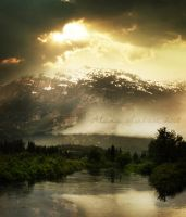 The Mountains by alana-m