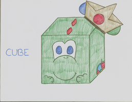 Cube Kye by iKYLE