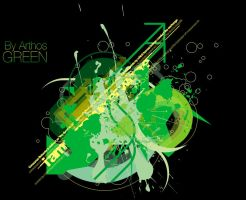 GREEN by Arthos