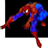 spiderman practicing by Henry7