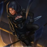 Guild Thief by thiever