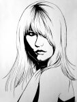 Ivana Milicevic High Contrast by CHOP47