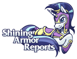 Shining Armor Reports by TariToons