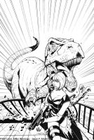 PSM Cover - Dino Crisis by JPMartin