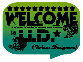 Welcome by urban-designers