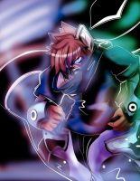 incoming Kombatant by darkzero779