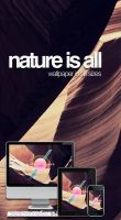 Nature Is All Wall by HeskinRadiophonic
