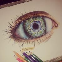 EYE by ElenaMartynyuk
