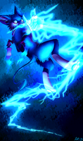 Ride the Lightning by SilasAgnostos