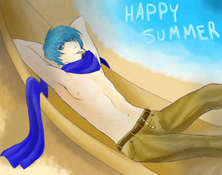 Happy Summerrrrr by ImmaVgGrl-2000