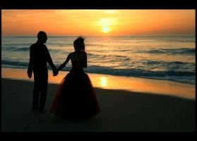 Wedding Sunset II by Vlad-s-Vampiria