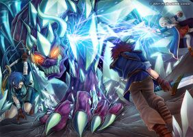 ProjectONE : Chaostic Fighting by rusharil