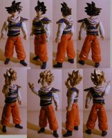 DBZ Yardrat Goku custom by pgv