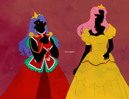 Gowns by Ironriots