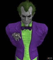 BAA - The Joker Animated Series - Season 4 by Postmortacum