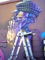 Mugre Process 2 by GraffMX