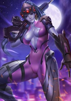 Widowmaker by NinjArt1st
