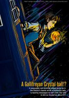 DOCTOR WHO - The impossible salvation by AelitaC