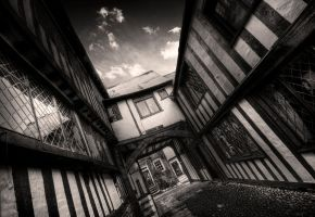 THE INN by SevenHeptagons