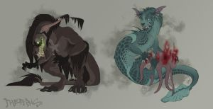 Creature Adoptables CLOSED by Therbis