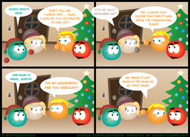 SC425 - Guess Who by simpleCOMICS