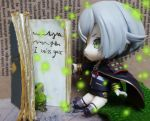Hotarumaru finds a frog in a magical book.! by ng9