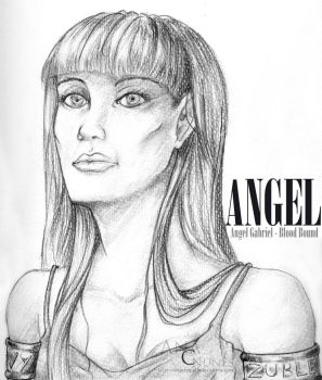 ::AG-BB:: Angel's Portrait by DreamGazer-NightAnge