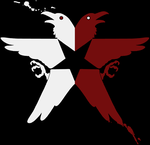 infamous second son White And Red Crow by Linkmaster101