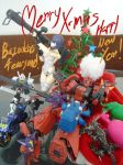Zaku Claus Is Coming To Town by batangbatugan